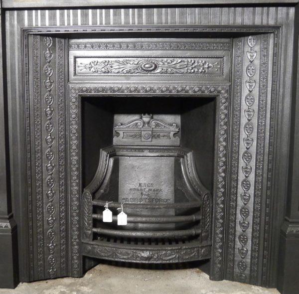 Regency Cast Iron Insert Image