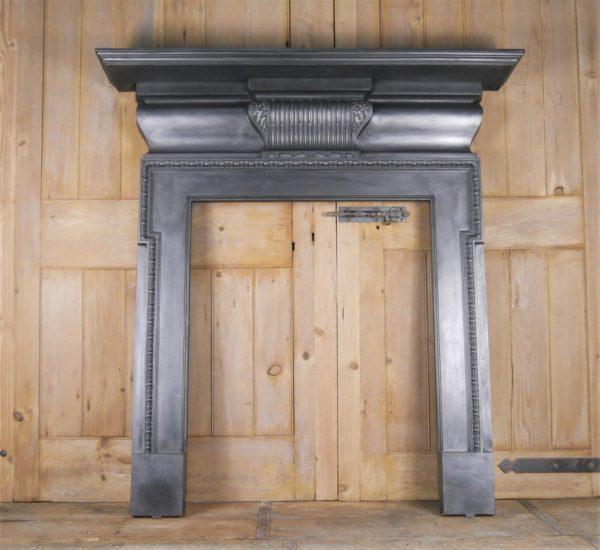 Small Edwardian Cast Iron Surround Image