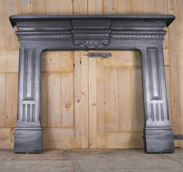Antique Cast Iron Surround Image
